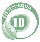 SISTEMA SEGELL aqua 10